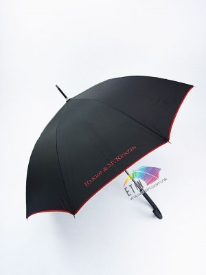 Durable fiberglass ribs umbrella A006
