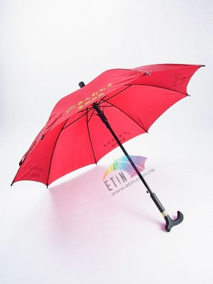 Strong walking stick umbrella A016